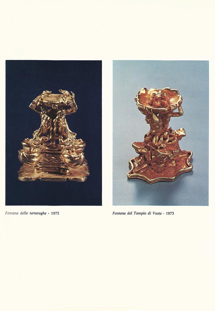 Germano-Fontana-delle-tartarughe-fontana-del-tempio-di-vesta-1973-germano-gioielli