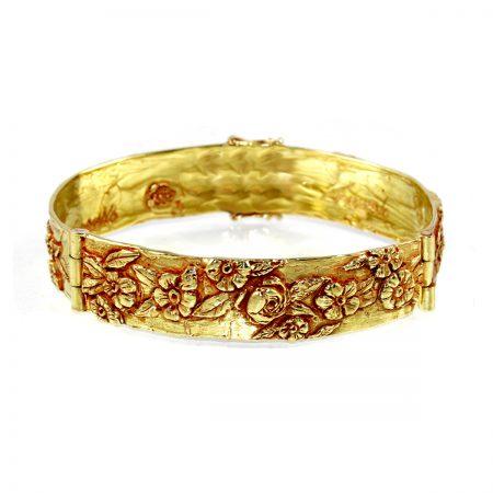 germano-gioielli-bracciale-rigido-rose-e-anemoni