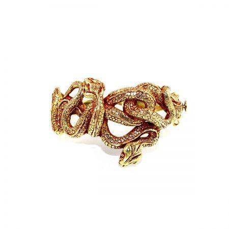 germano-gioielli-bracciale-terra-doppio-serpente