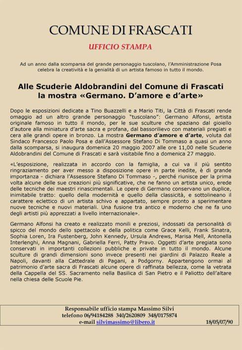 2007-Germano-Mostra-Scuderie-Aldobrandini-Frascati