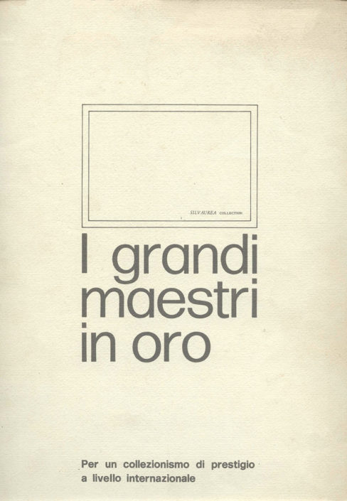 Germano-I-Grandi-Maestri-In-Oro-1977
