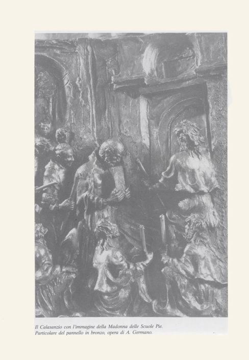 Germano-Particolare-Paliotto-in-Bronzo-Altare-Chiesa-Scuole-Pie-Frascati-1994-germano-gioielli
