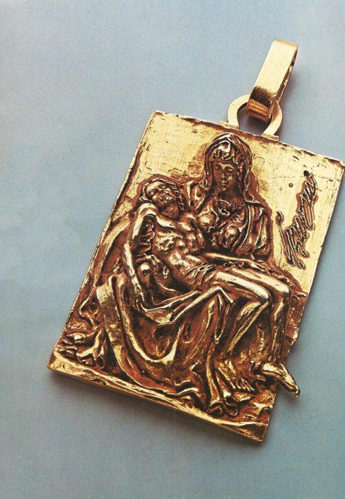 Germano-Pieta-Omaggio-a-Michelangelo-1973-germano-gioielli