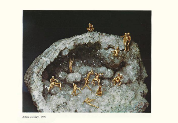 Bolgia infernale 1970 germano gioielli