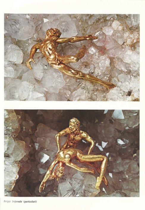 Bolgia infernale 1970 particolari germano gioielli
