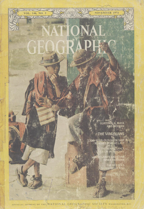 National-Geografic-1974-testata