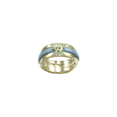 germano-gioielli-anello-fascia-svasata-cuoio